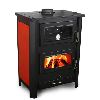Wood stoves - ATS Hydraulic Wood Burning Oven